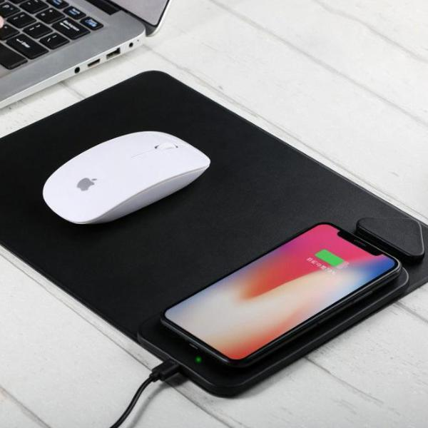 Original JLW QI Wireless Charger Mouse Pad