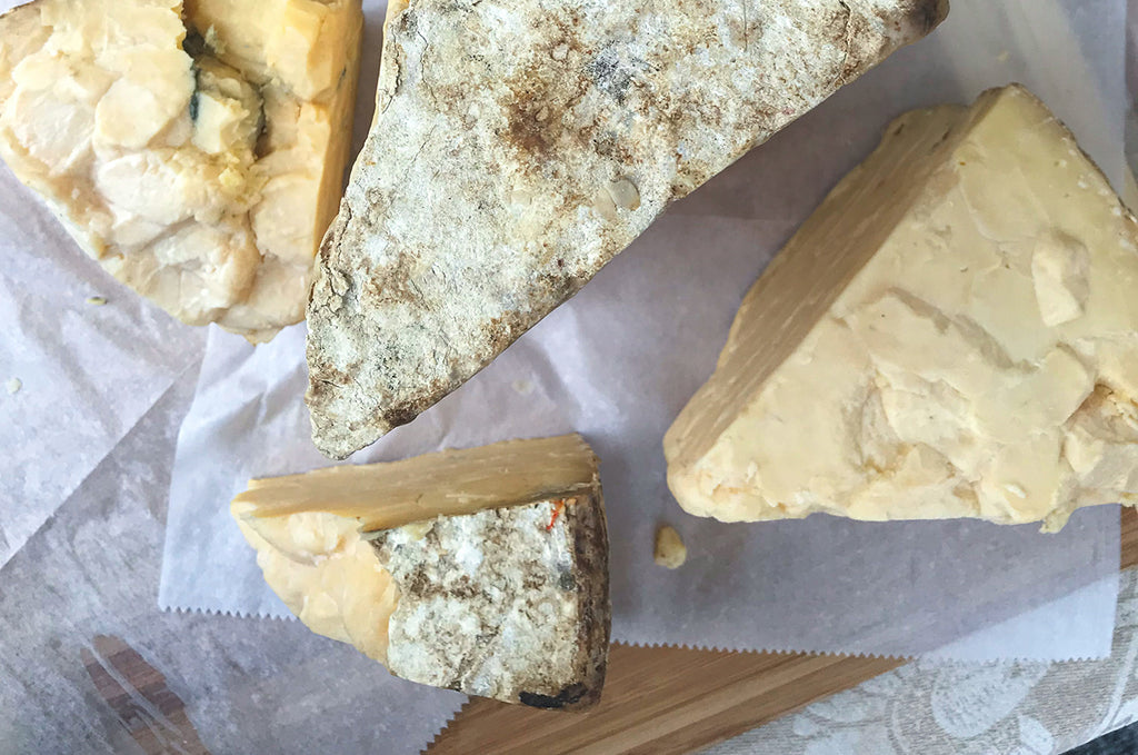 4 Cheeses You Need On Your Next Charcuterie Board