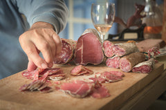 4 Crowd-Pleasing Meats To Use On Your Next Charcuterie Board