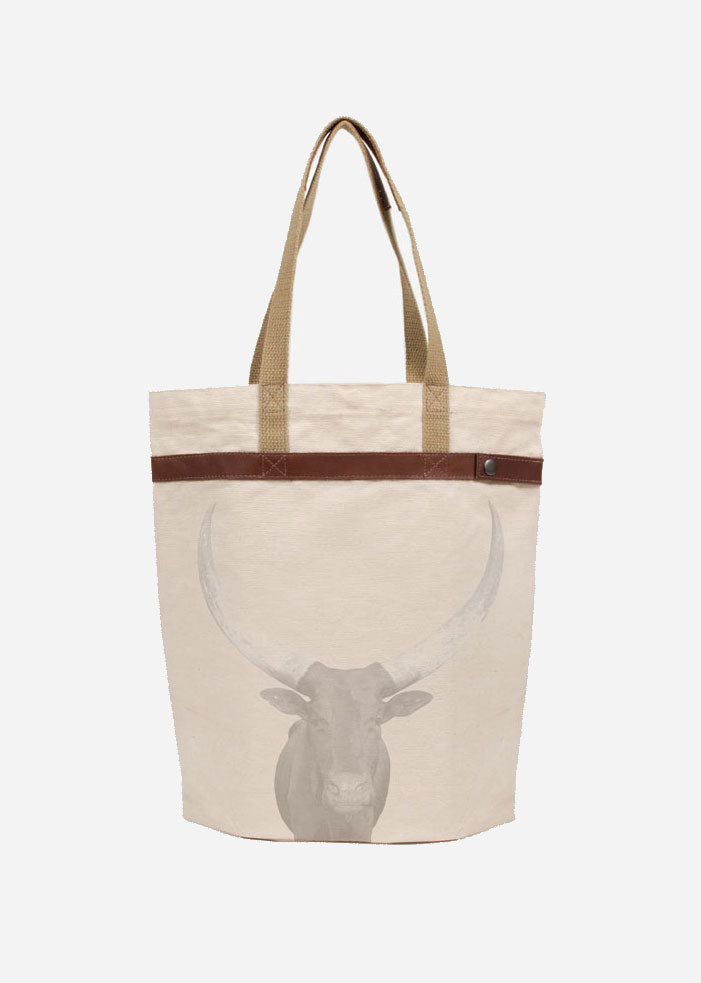 Slingshot Cow Tote
