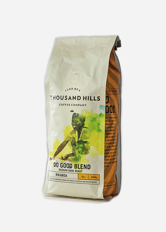 """Do Good Blend"" Coffee"