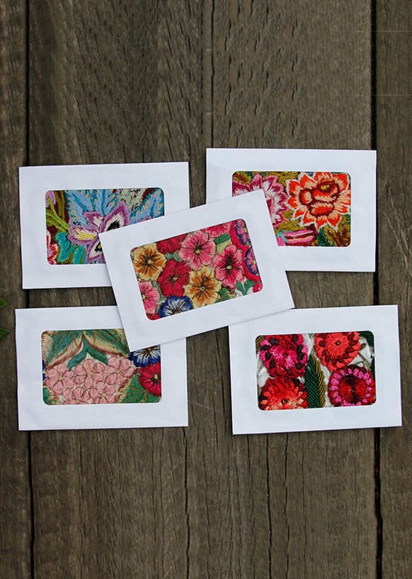 Hiptipico Floral Greeting Cards