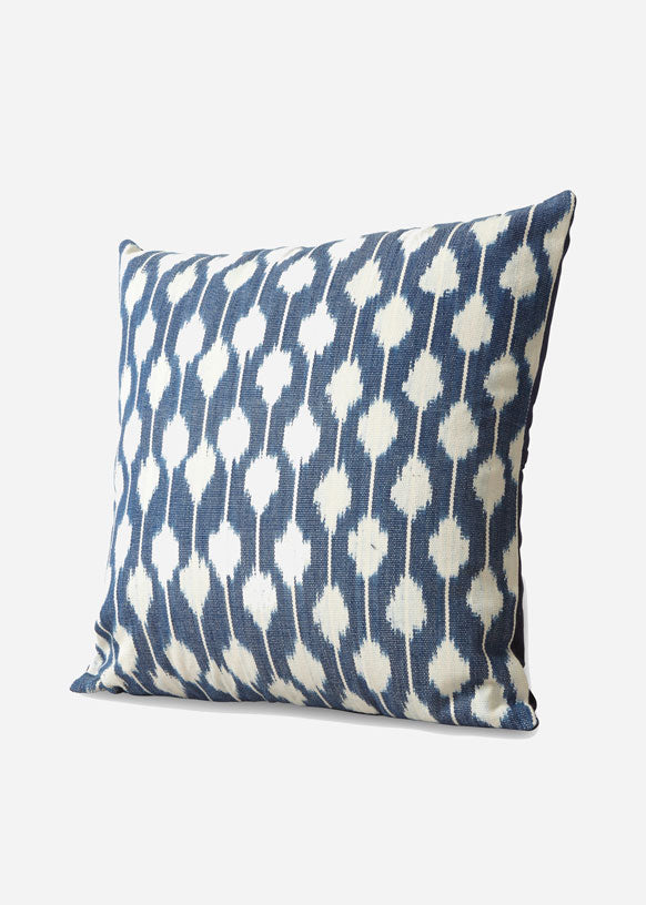 Indigo Jaspe Pillow Case