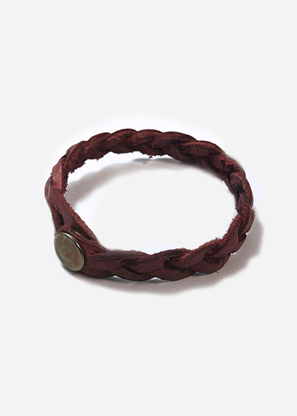 The Karanja Leather Bracelet