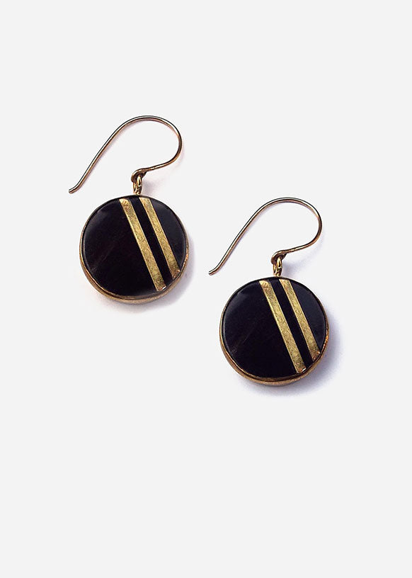 Kipekee Horn Earrings