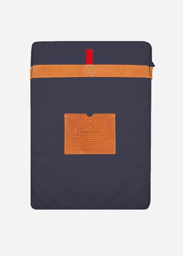 Navy Laptop Sleeve