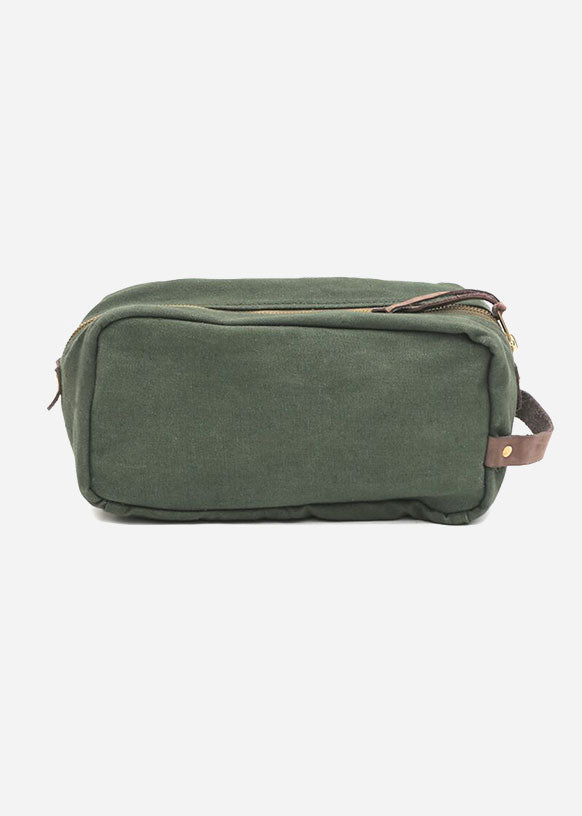 Green Mara Wash Bag