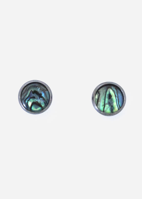 Ola Abalone Earrings