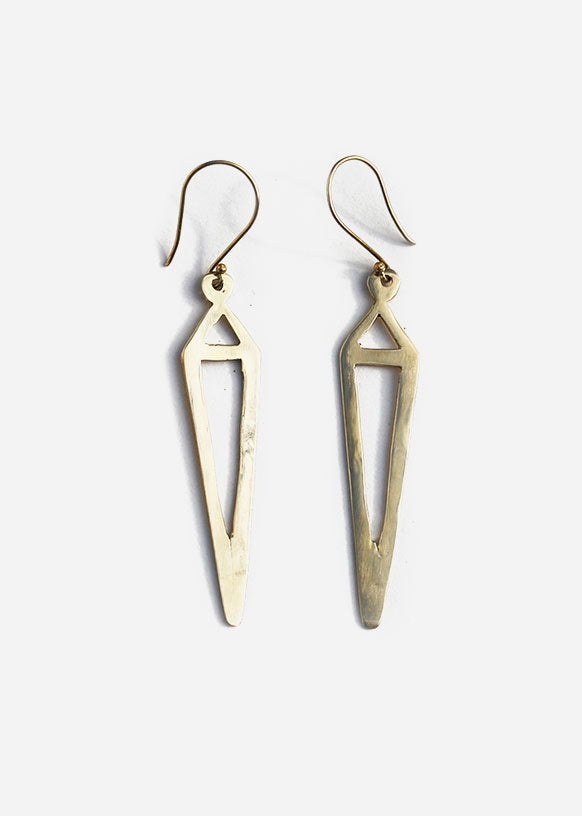 Steeple Earrings