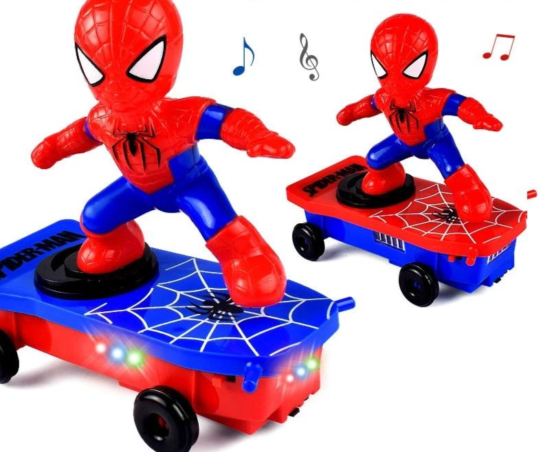WowHeroes Innovative Superheroes Scooter Toys