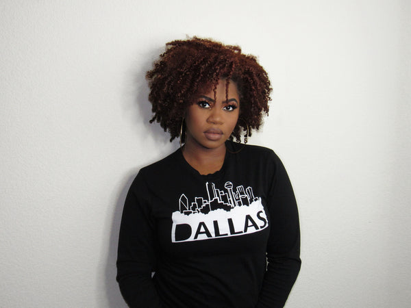 Dallas Long Sleeve T - Shirt