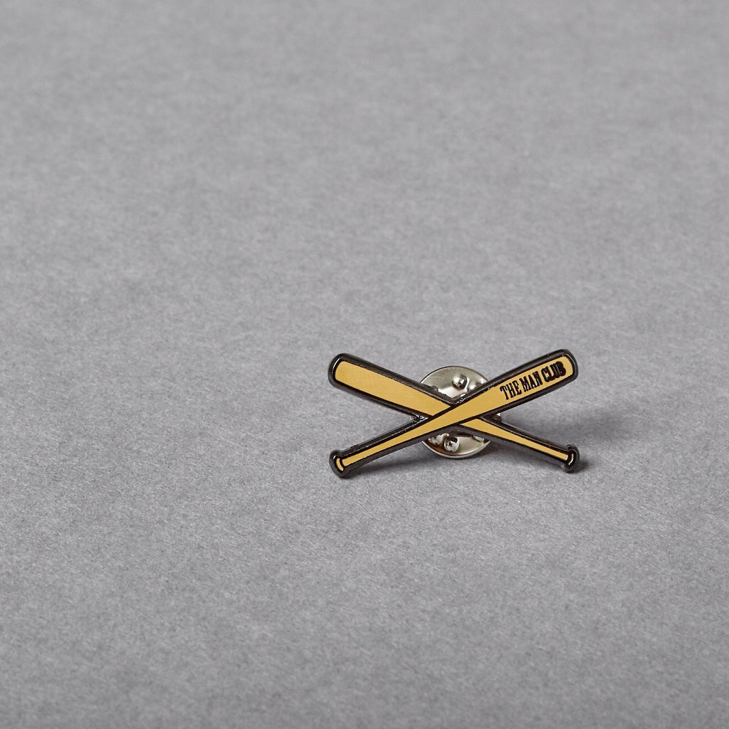 The Man Club Pin