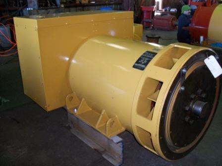 820 KW 1800RPM 480V Caterpillar SR-4