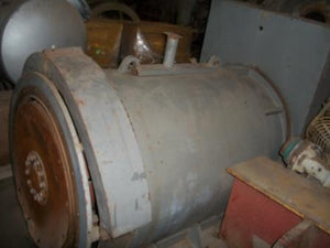 1050 KW 600/480V 1200RPM Ideal