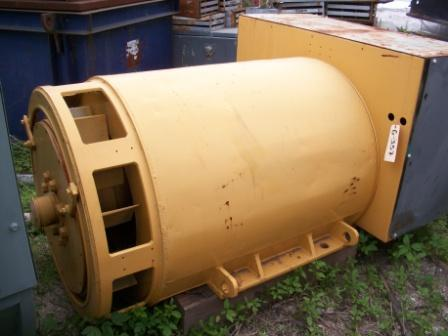 800 KW 480V 1800RPM Caterpillar SR-4B