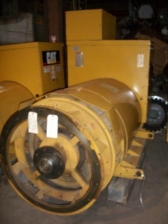 1600 KW 1500RPM 415V Caterpillar SR-4B