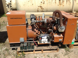 31 KW Generac Natural Gas