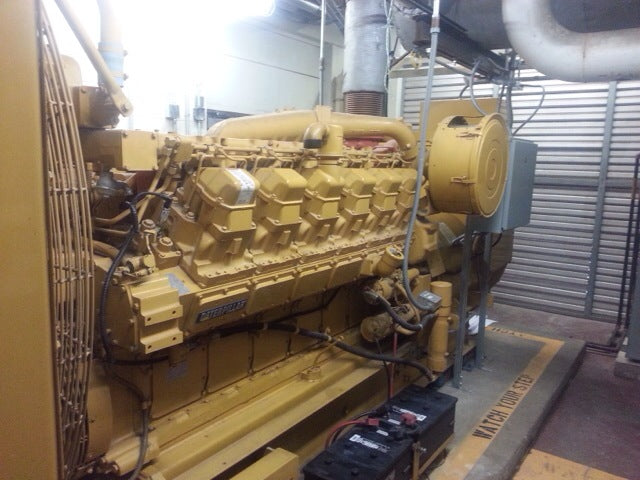 1000 KW Caterpillar 3512