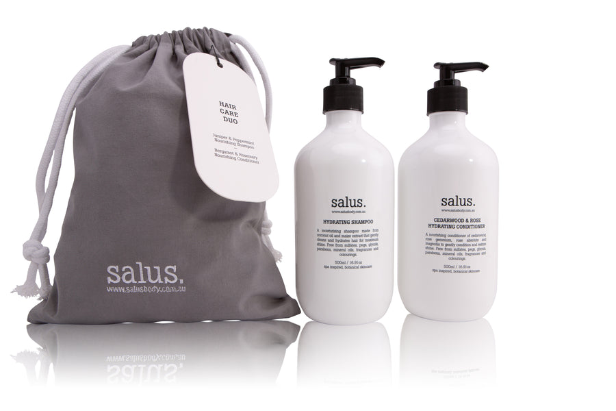 Salus Hair Care Duo Gift Pack