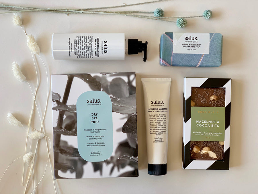 Spa Gift Bag Products