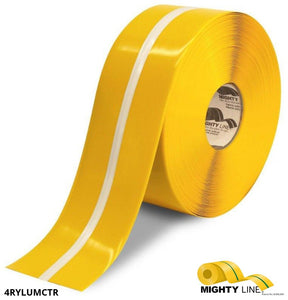 Mighty Line Glow Floor Tape (100' Long) - 5S Floor Tape LLC