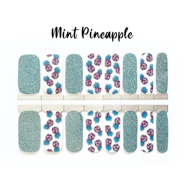 Mint Pineapple