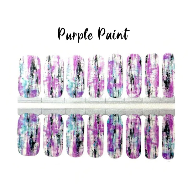Purple Paint