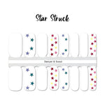 Starstruck Nail Wraps 100% Nail Polish Stickers Nail Strips