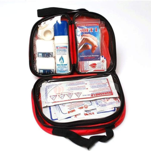 Essential Burn First Aid Kit - 30pc