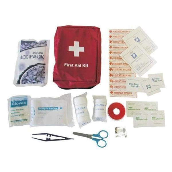 Home First Aid Kit - 33 piece