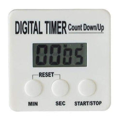 Laboratory Digital Timer with Alarm