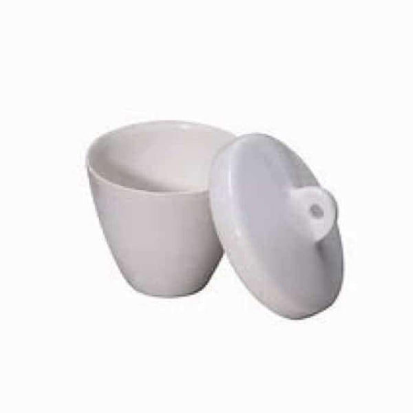 Porcelain Crucibles with Lid - 32x20mm-8ml