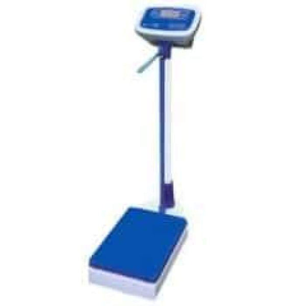 Scales - Physician Scale with Height Measure Digital - 220Kg