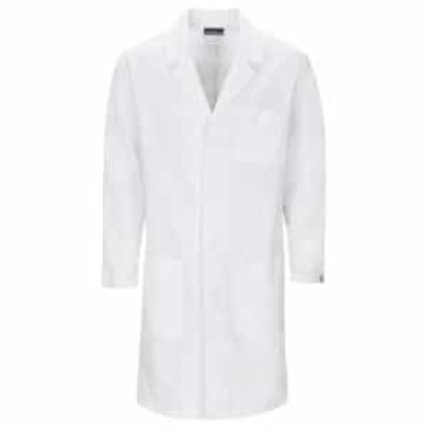 White Lab Dust Coat Long Sleeve - Medium