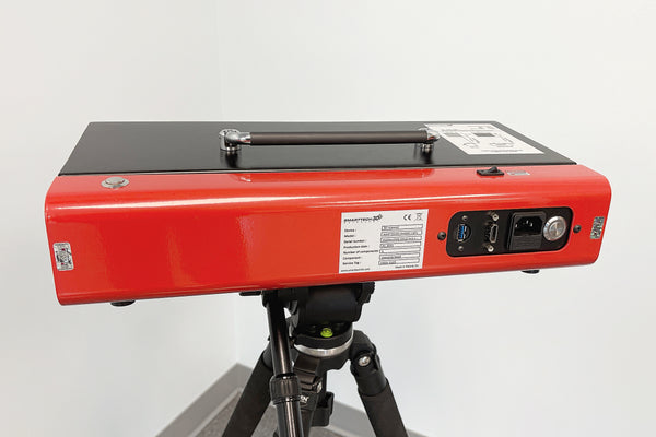 Rear view of Universe 2MP scannet