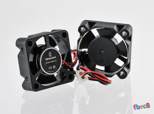 Model Cooling Fan 12VDC (x2) (UM2/Go/Ext)