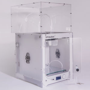 Ultimaker 2+ Tamper Resistant Safety Enclosure