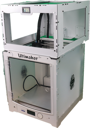 Ultimaker 2 Extended+ Safety Enclosure