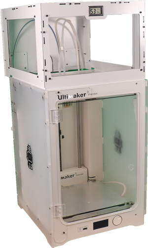 Ultimaker 3 Extended Safety Enclosure