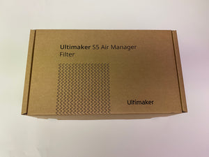 Boxed Filter Assembly (Air Manager)