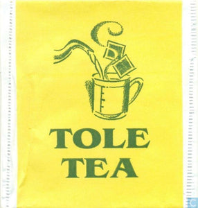 TOLE TEA - Black Tea From Cameroon