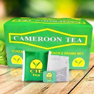 CAMEROON TEA - Black Tea From Cameroon