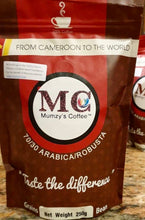 Load image into Gallery viewer, MUMZY'S COFFEE! 70/30 ARABICA/ROBUSTA. Stunning Whole Beans Blend, Soft & Strong! On Sale Now $15.00