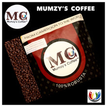 Load image into Gallery viewer, MUMZY'S COFFEE! 100% ROBUSTA. Full-Bodied, Intense, Strong & Bold! On SALE Now, Only $13.95