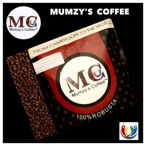 MUMZY'S COFFEE! 100% ROBUSTA. Full-Bodied, Intense, Strong & Bold! On SALE Now, Only $13.95