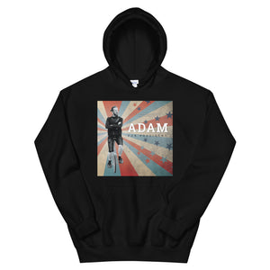 Adam for President Unisex Hoodie Sweatshirt