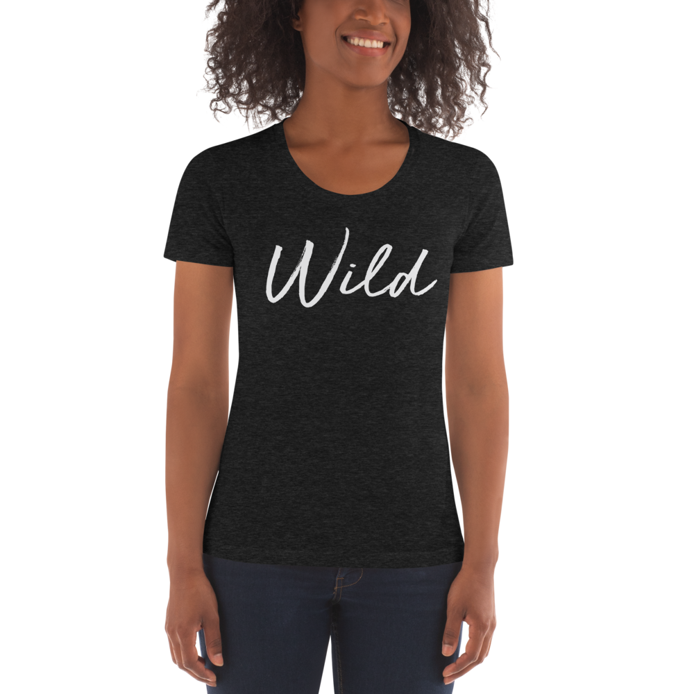 Women's Wild Crew Neck T-shirt