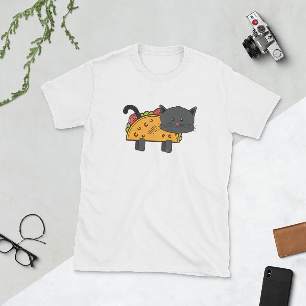 Taco Cat Short-Sleeve Unisex T-Shirt