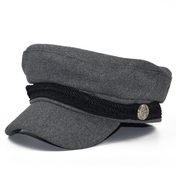 Cute British Military Style Beret