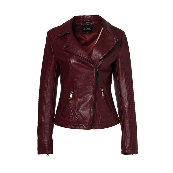 Leather Jacket Coat